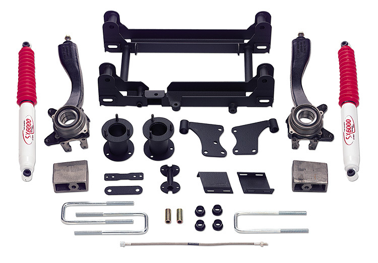 Toyota Tacoma Lift Kits | Tuff Country EZ-Ride