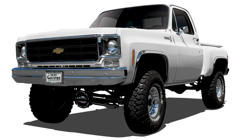 Chevy Truck Lift Kits | Tuff Country EZ-Ride