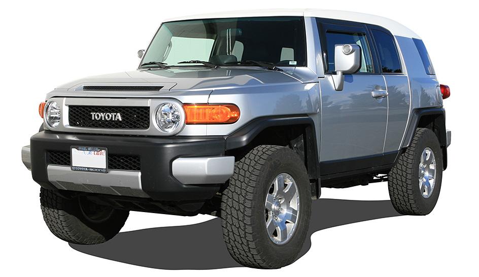 Toyota Fj Cruiser Lift Kits Tuff Country Ez Ride