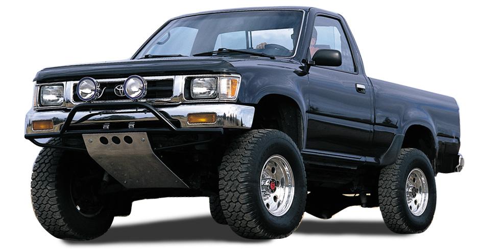 Toyota Pickup Truck Lift Kits Tuff Country Ez Ride